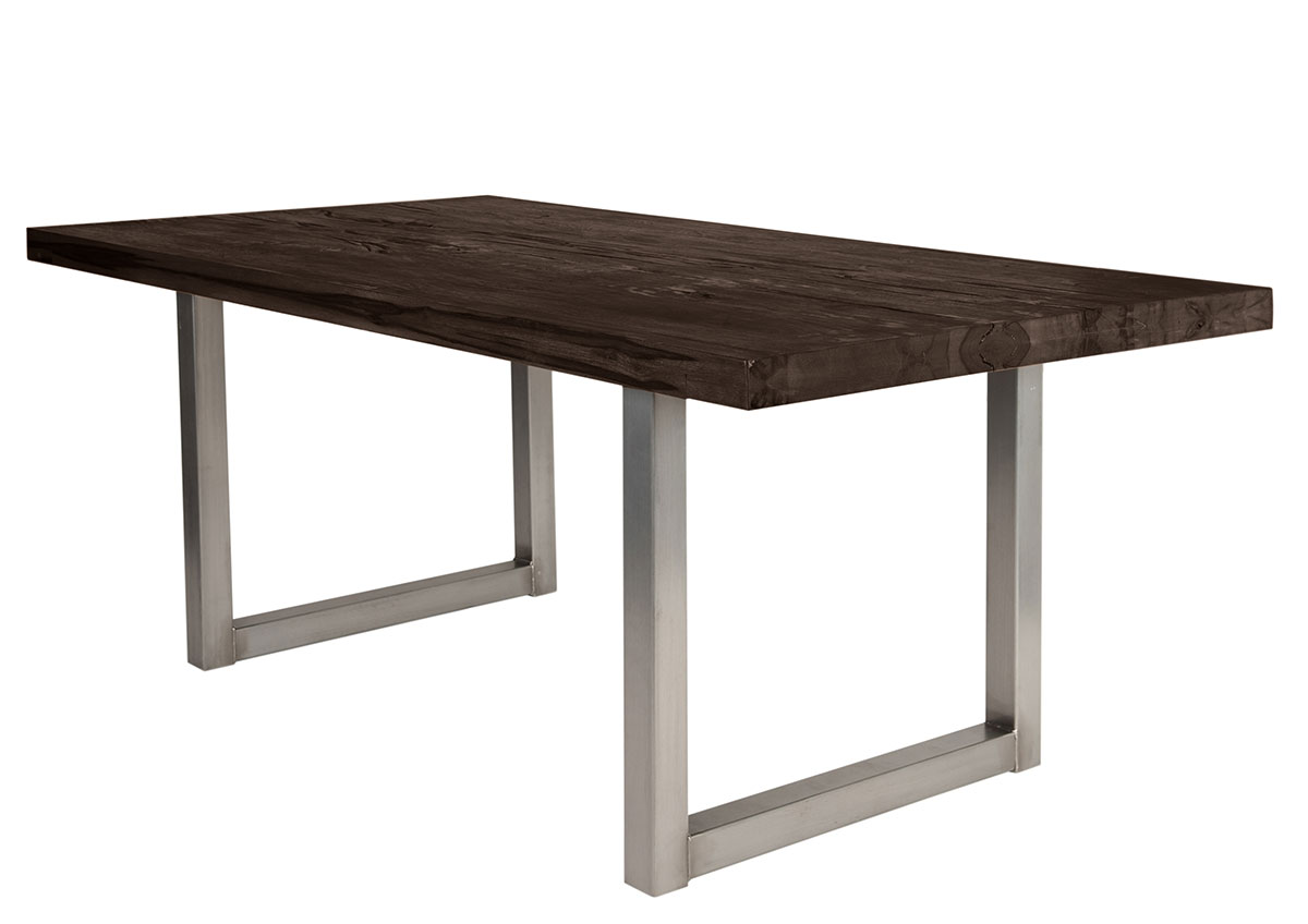 SIT MÖBEL Jídelní stůl TABLES  BENCHES MASSIVE-RECTANGLE – 180 × 100 × 76 cm