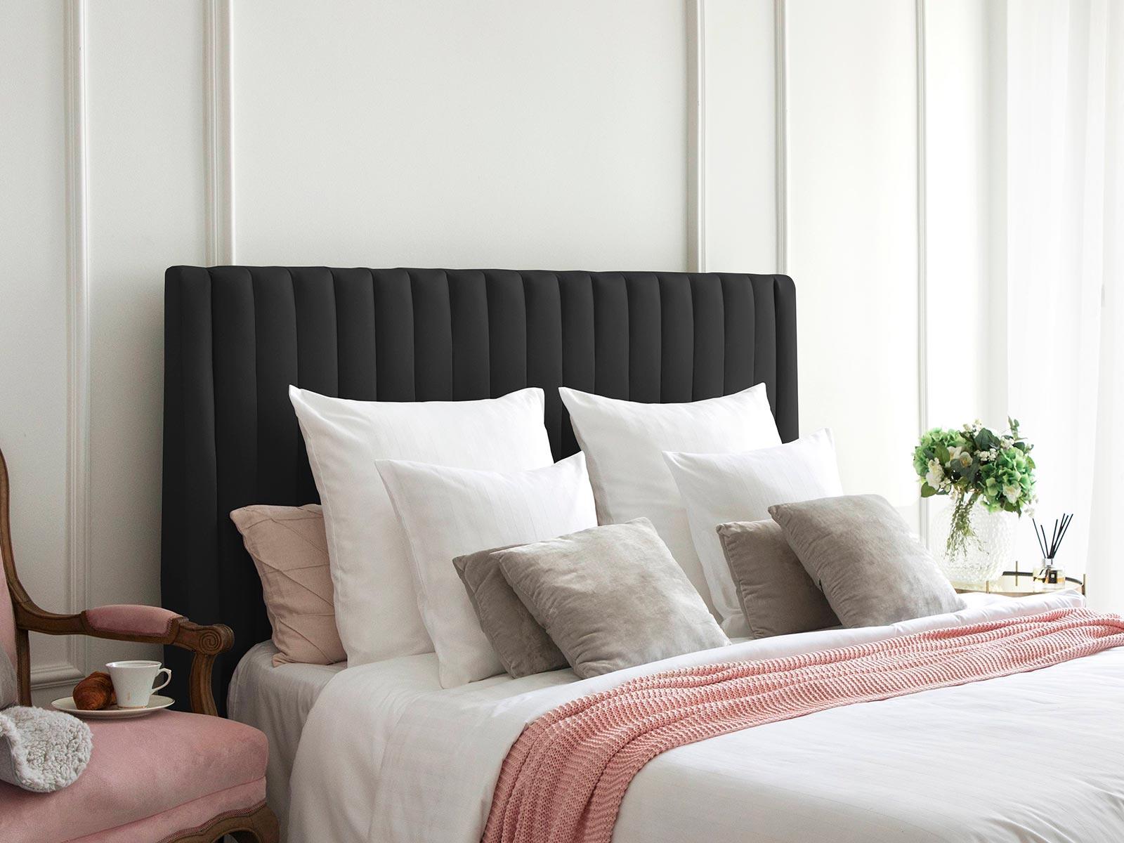 Levně COSMOPOLITAN DESIGN Čelo postele Dallas – 176(160) × 14 × 120 cm