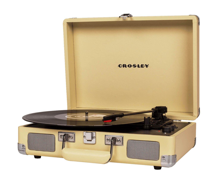 Gramofon Cruiser Deluxe Fawn