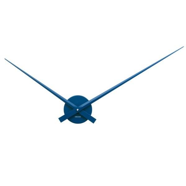 Nástěnné hodiny Little Big Time Velké – modré – II.Jakost