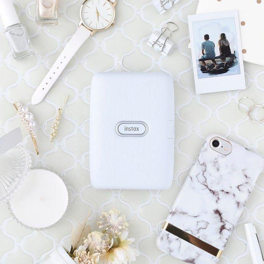 Instantní bílá tiskárna Mini Link