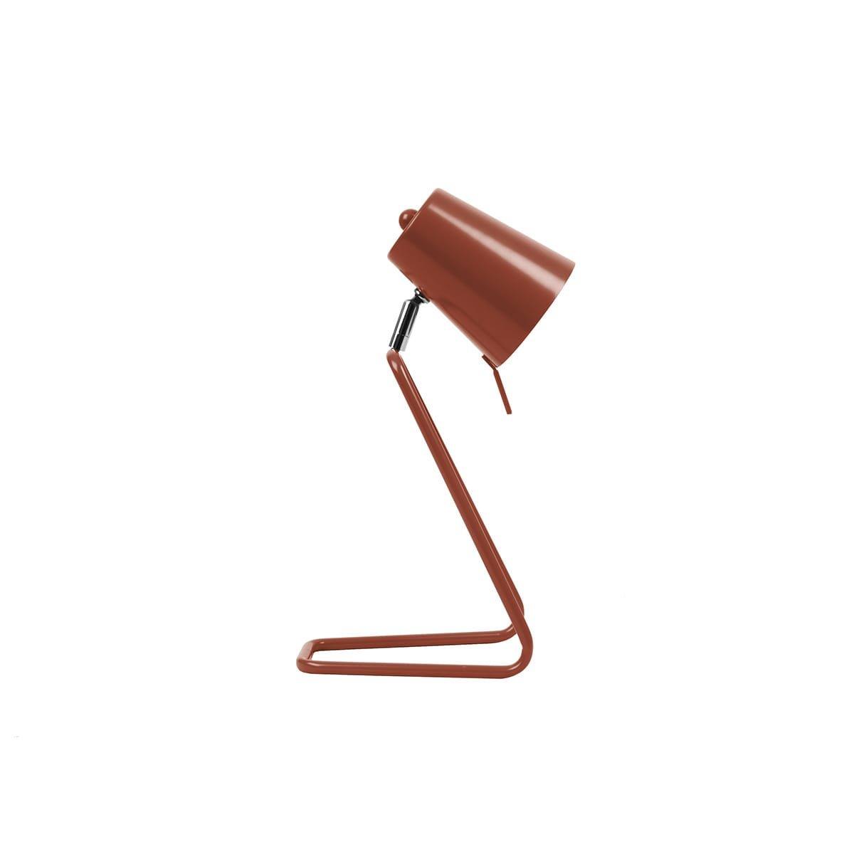 Stolní lampa Z Metal – červená