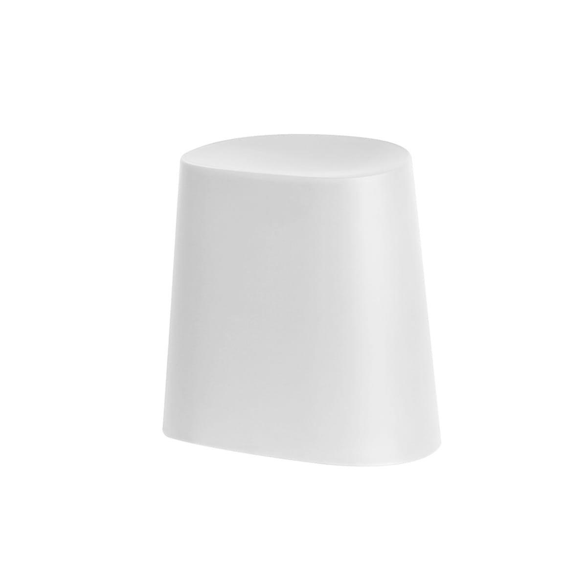 Sada 2 ks: Podnožka/sedák Relish Pp – bílá