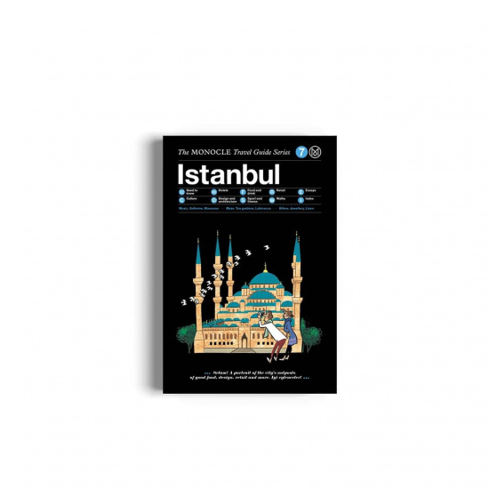 Istanbul –  The Monocle Travel Guide Series