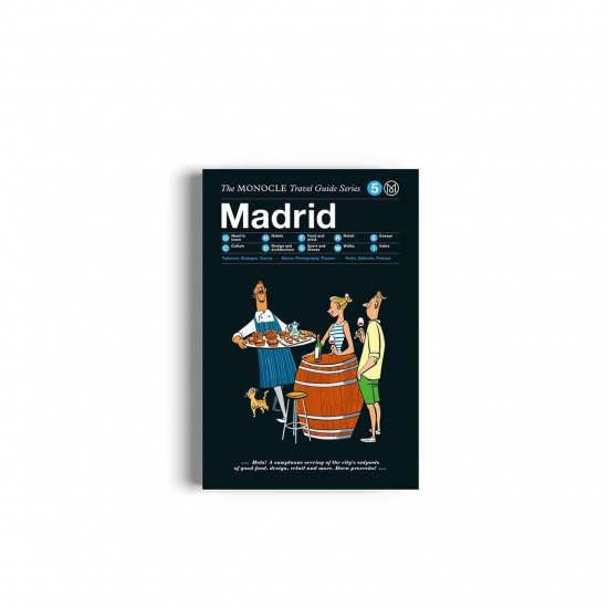 Madrid –  The Monocle Travel Guide Series