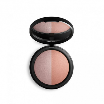 Tvářenka Baked Mineral Blush Duo Pink Tickle