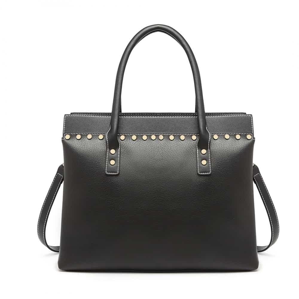 Černá elegantní kabelka