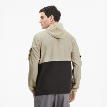 PUMA × First Mile Utility Running Jacket