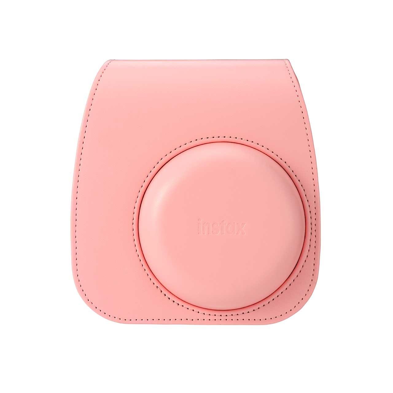 Růžová fotobrašna na Instax Mini 11