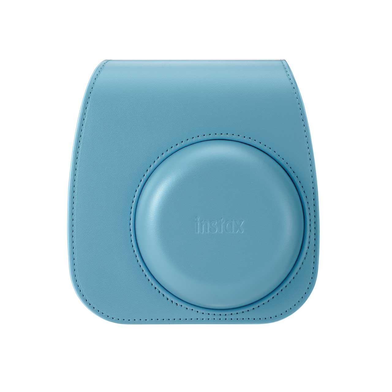 Modrá fotobrašna na Instax Mini 11