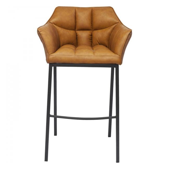 Barová židle Thinktank Quattro – hnědá