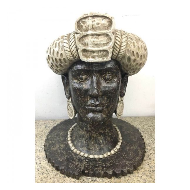 Levně KARE DESIGN Dekorativní předmět African Queen 50 cm