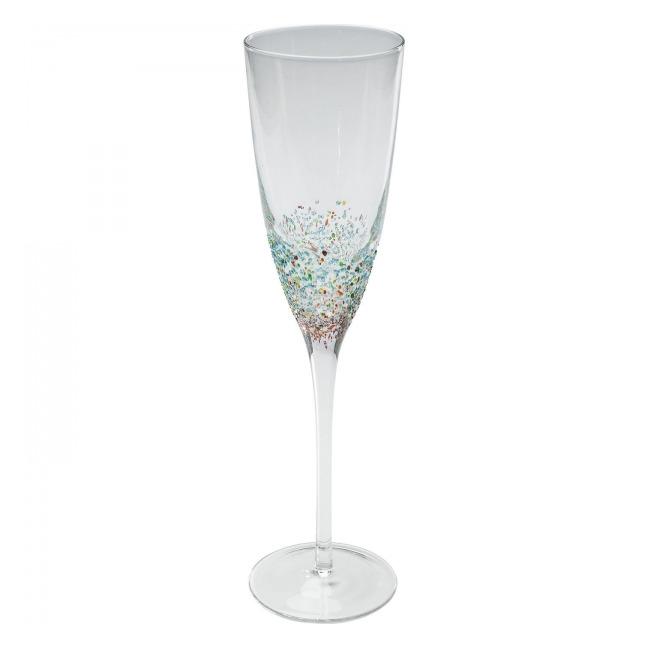 Sada 6 ks – Sklenička na šampaňské Marino