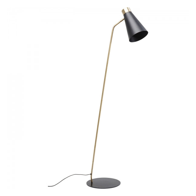 KARE DESIGN Stojací lampa Richmond Black