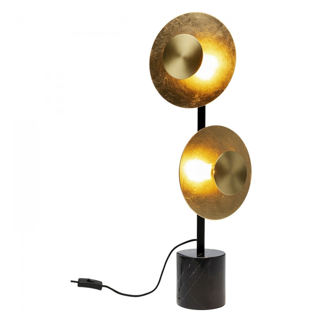 KARE DESIGN Stolní lampa Disc Due