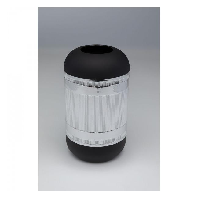Sada 2 ks – Váza Cap Silver 30 cm