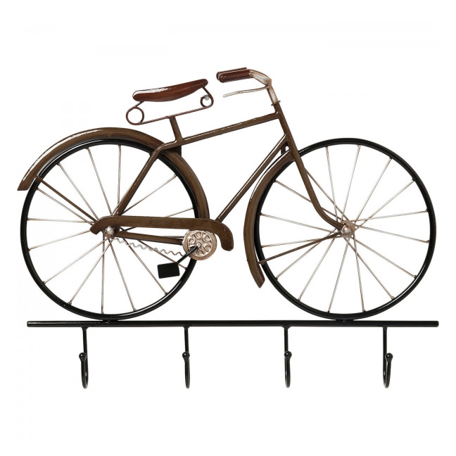 KARE DESIGN Sada 2 ks – Věšák Vintage Bike Pole