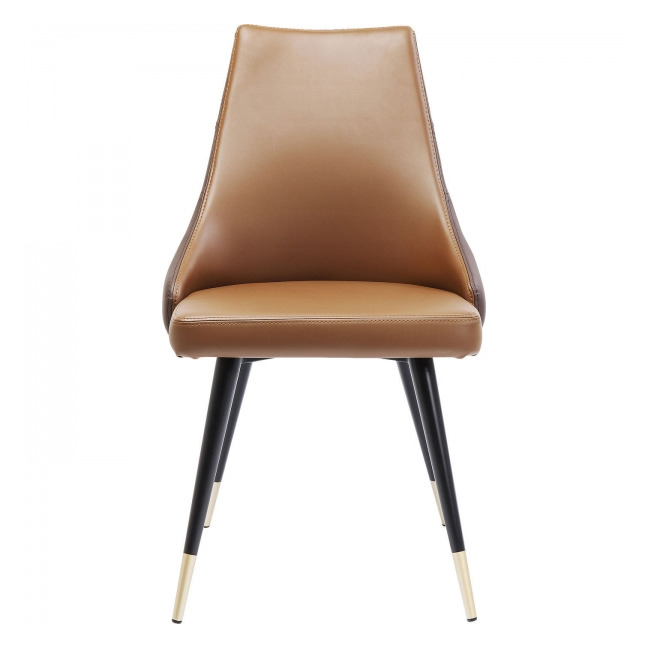 KARE DESIGN Sada 2 ks – Židle Urban Desire Brown