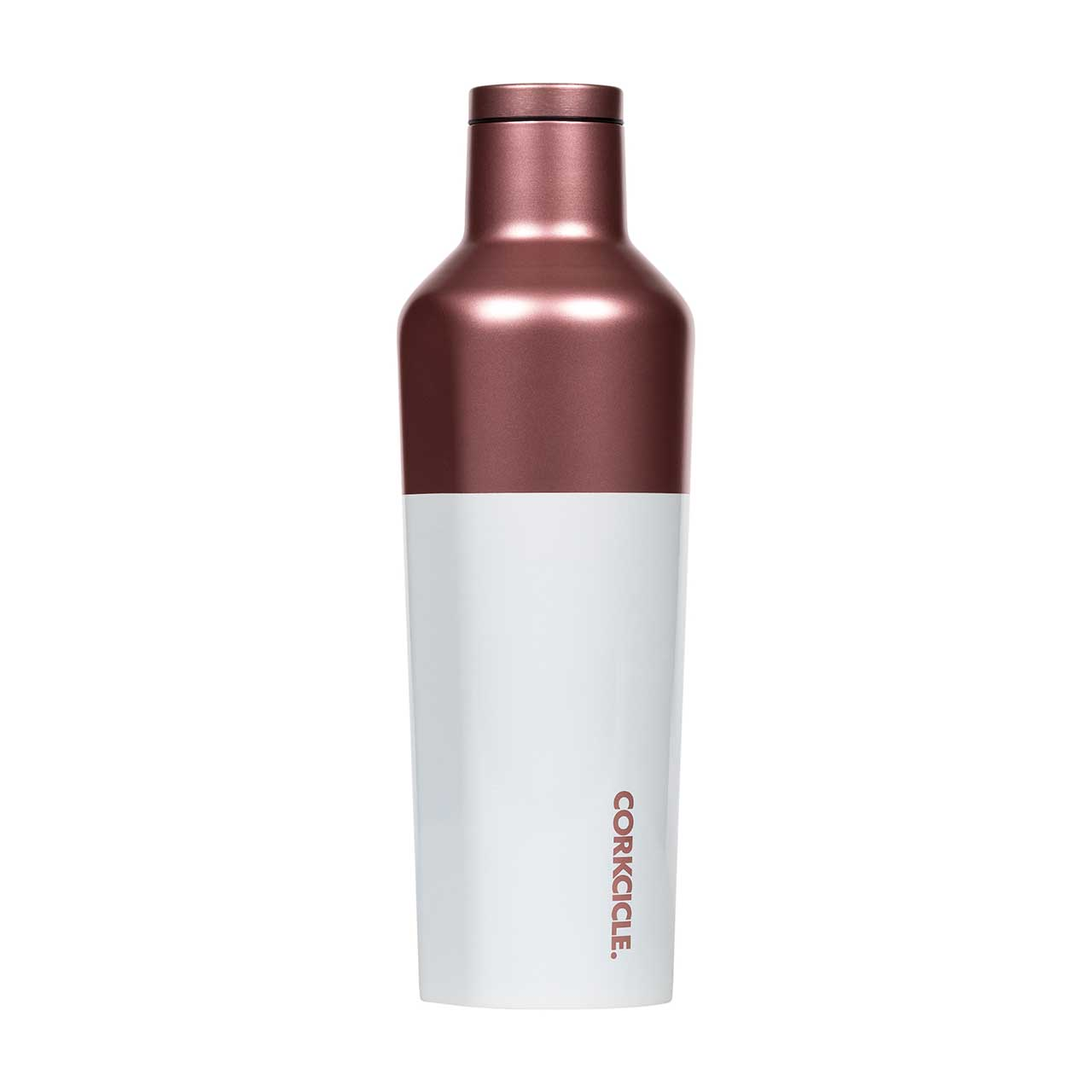 Levně CORKCICLE. Láhev Canteen Color Block – Modern Rosé – 475 ml