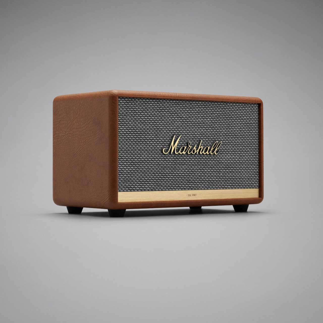 MARSHALL Hnědý reproduktor Acton II Bluetooth Brown