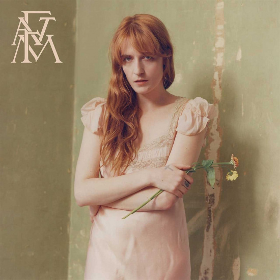 Florence The Machine – High As Hope Vinyl