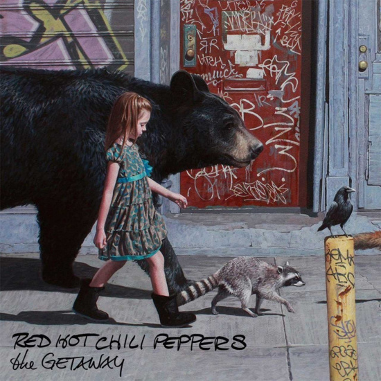 Red Hot Chilli Peppers – The Gateaway Vinyl