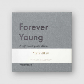 Fotoalbum – Forever Young – S