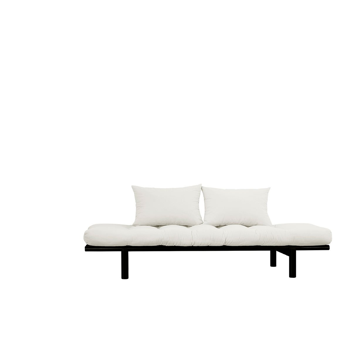 KARUP DESIGN Pohovka Pace Daybed – BlackNatural