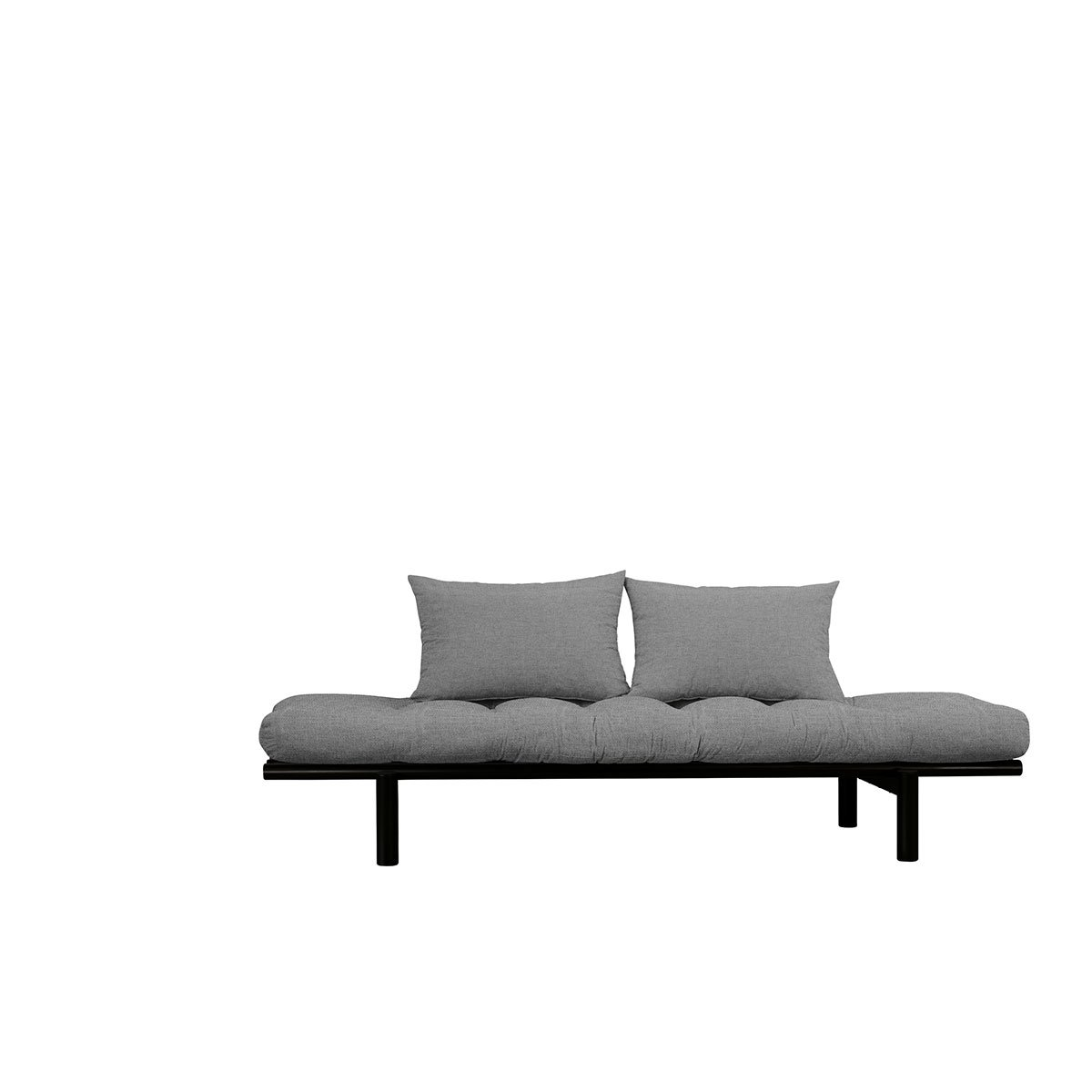 KARUP DESIGN Pohovka Pace Daybed – BlackGranite Grey
