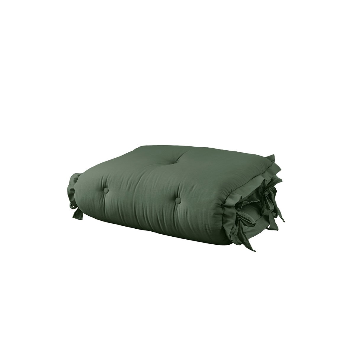 KARUP DESIGN Variabilní matrace Sit And Sleep – Olive Green
