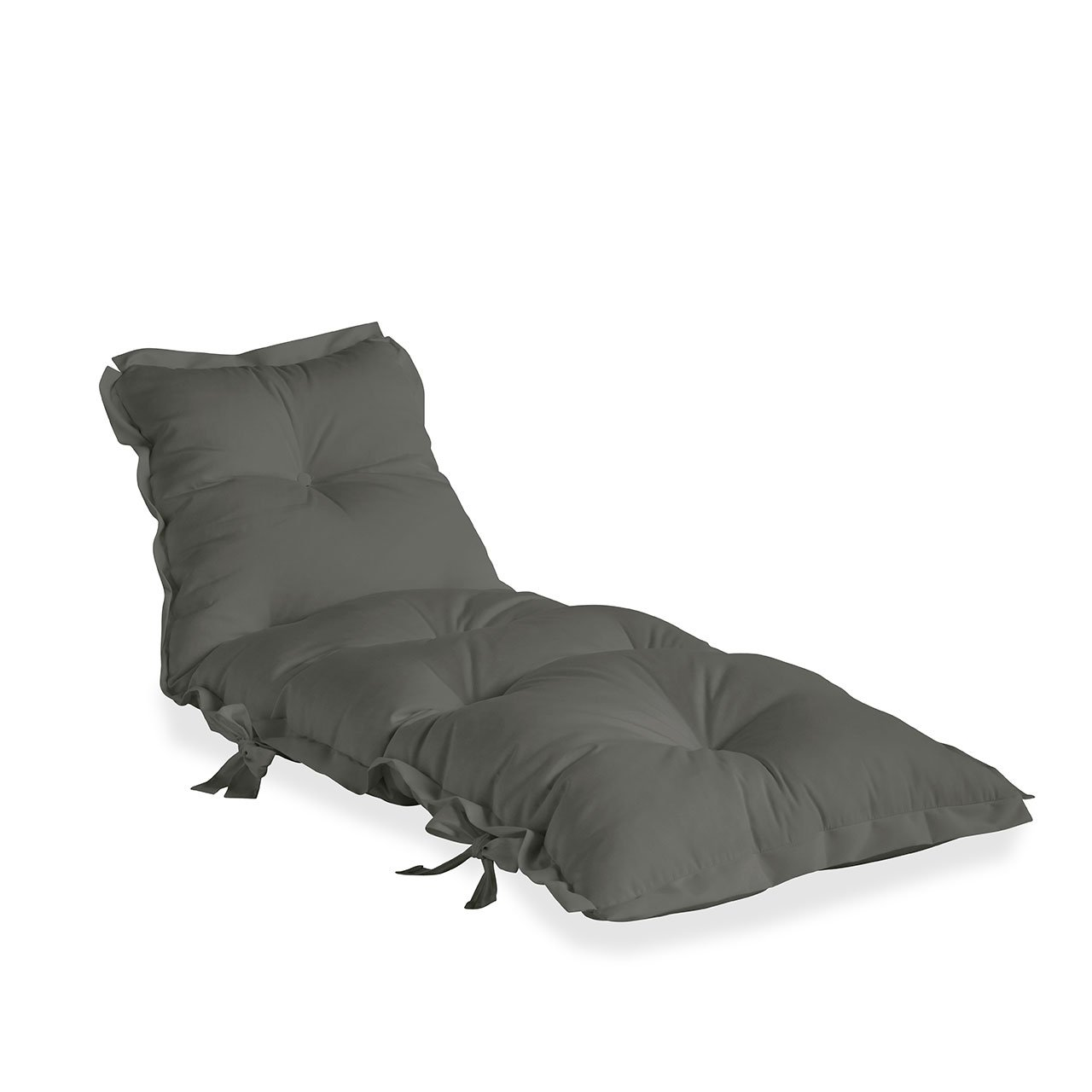 KARUP DESIGN Variabilní exteriérová matrace Sit And Sleep Out™ – Dark Grey