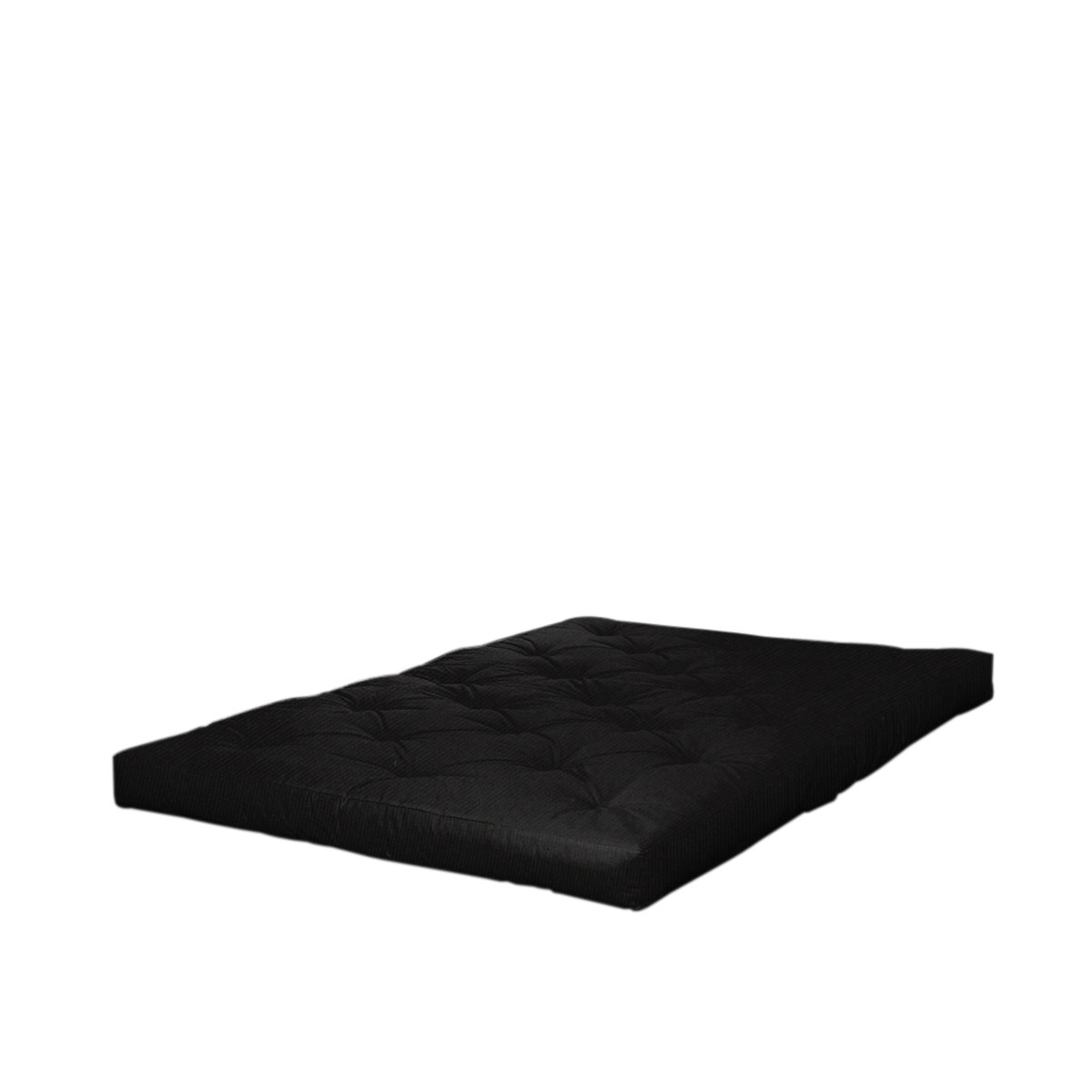 KARUP DESIGN Futon matrace Sandwich Double Latex 80 – Black