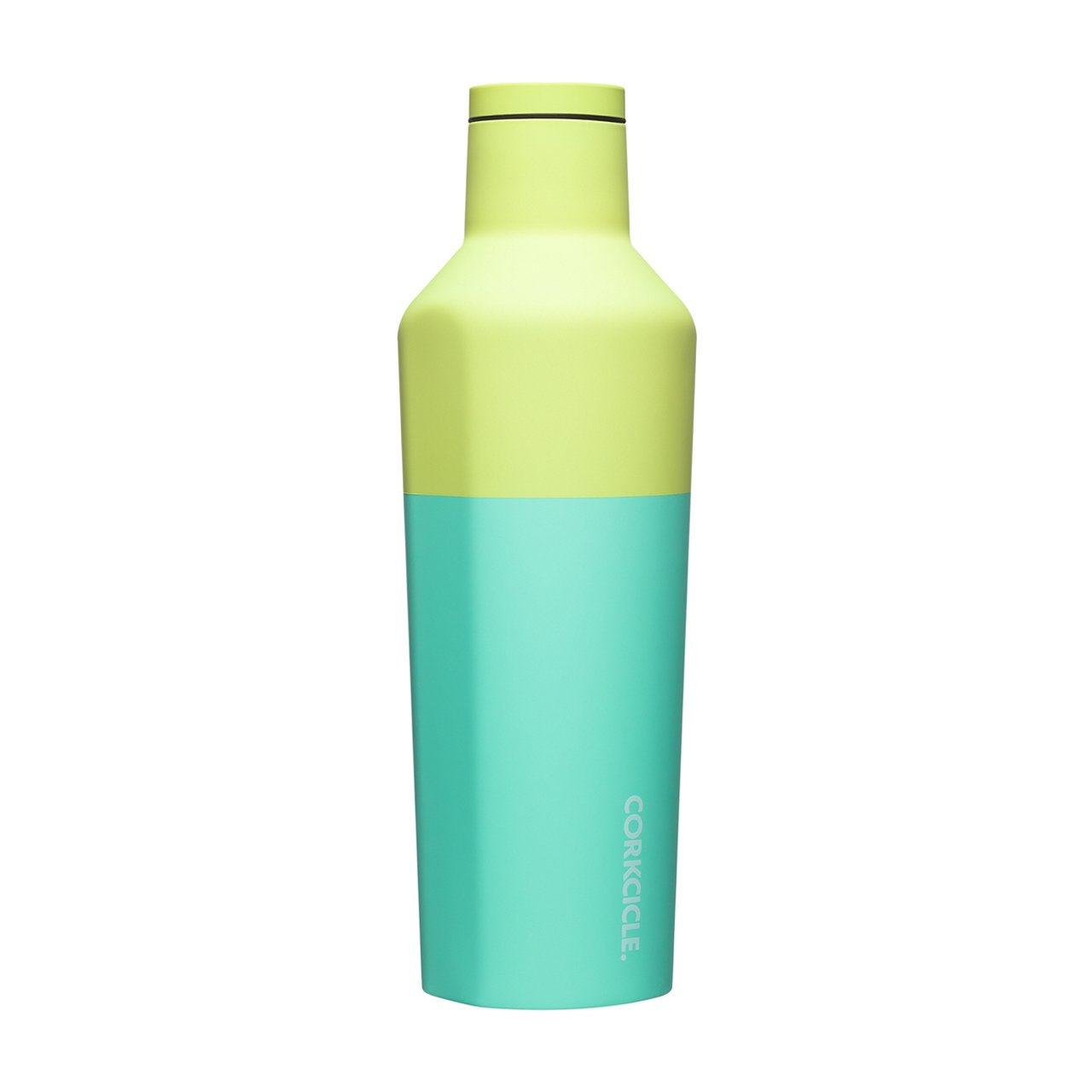CORKCICLE. Láhev Canteen Color Block – Limeade