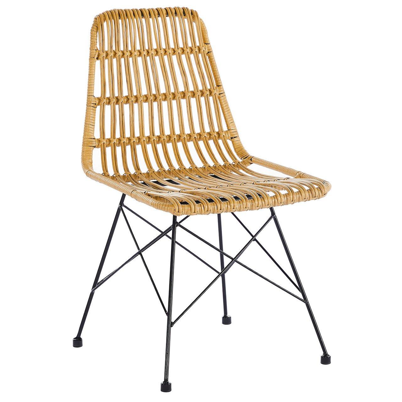 Sada 2 ks: Dřevěná židle