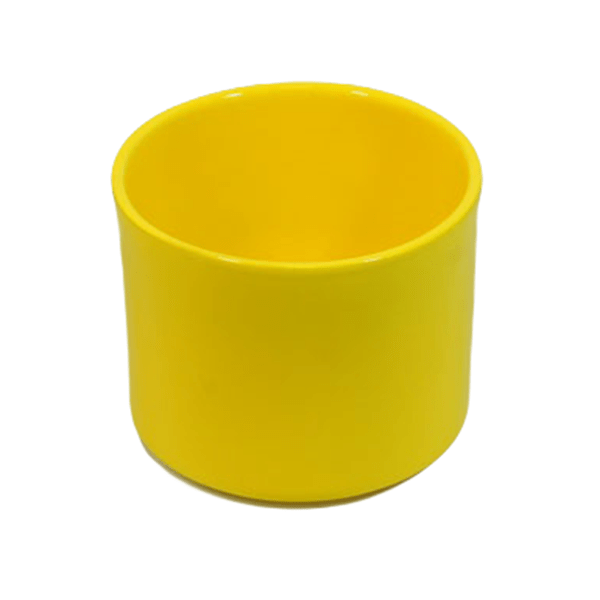 Květináč Saika – žlutý