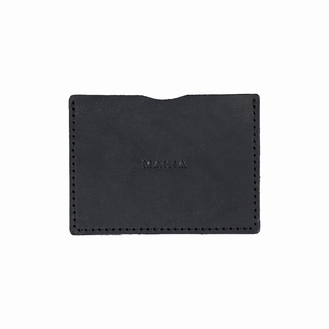 Černé pouzdro na karty Mark