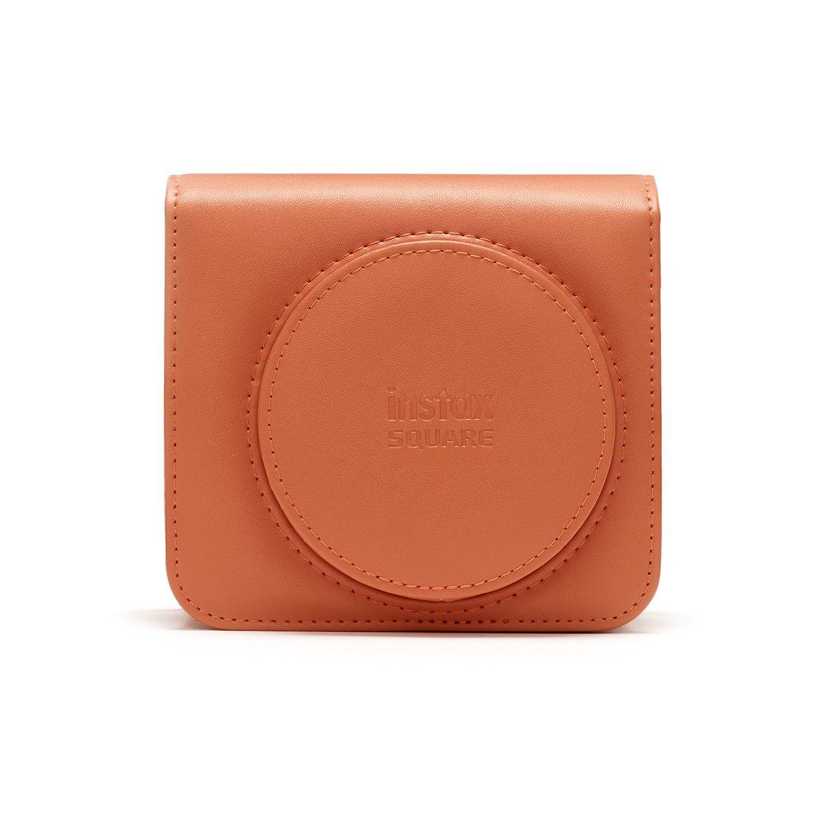 Oranžový obal na Instax SQ3