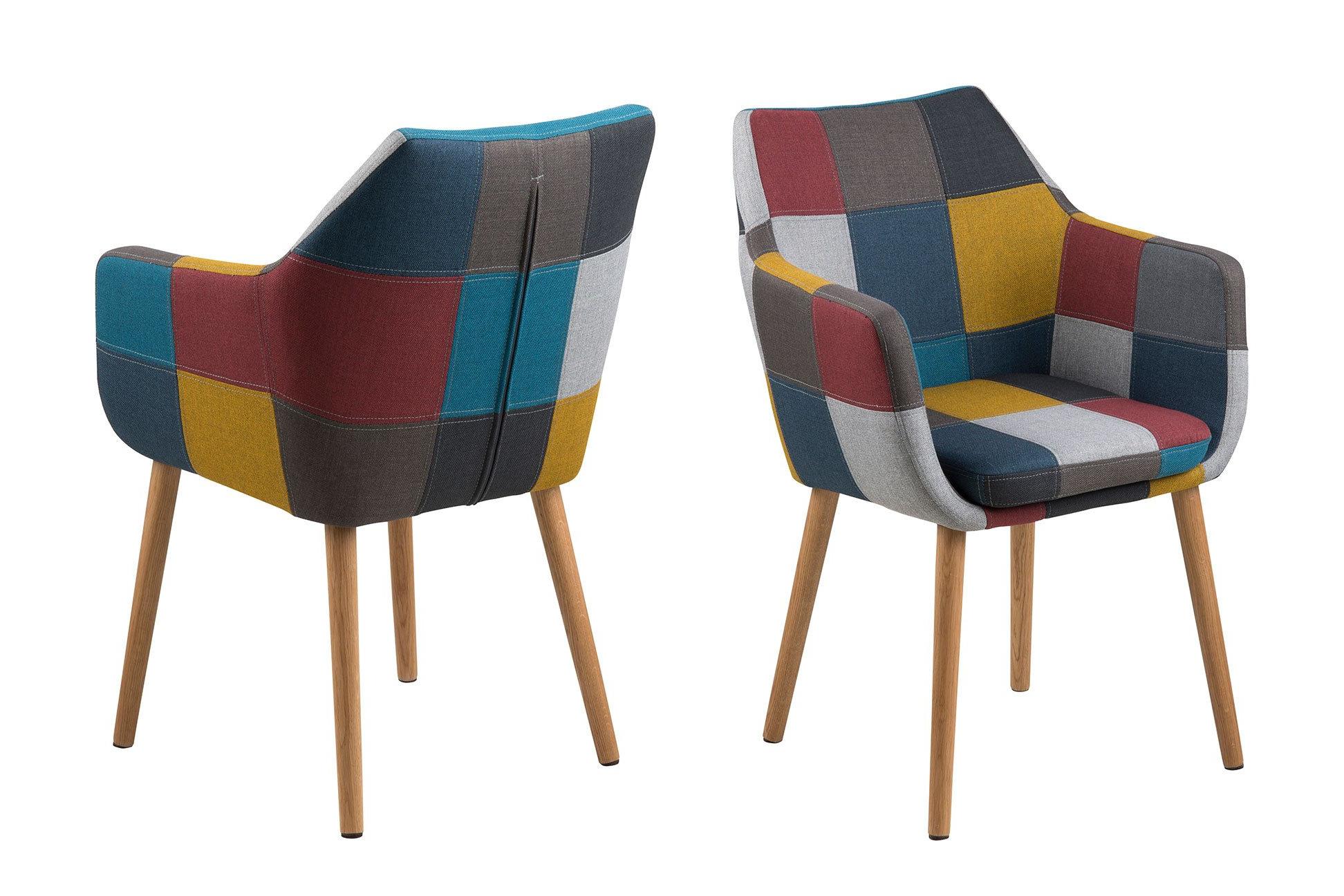 Židle s opěrkou Nora