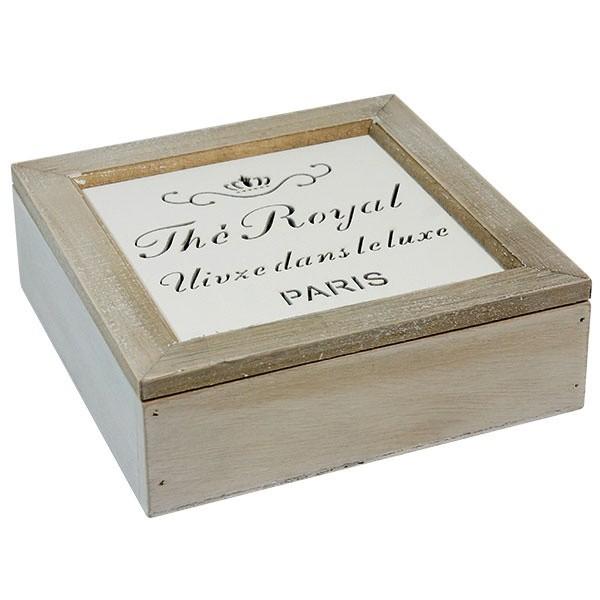 Krabička na čaj Jade