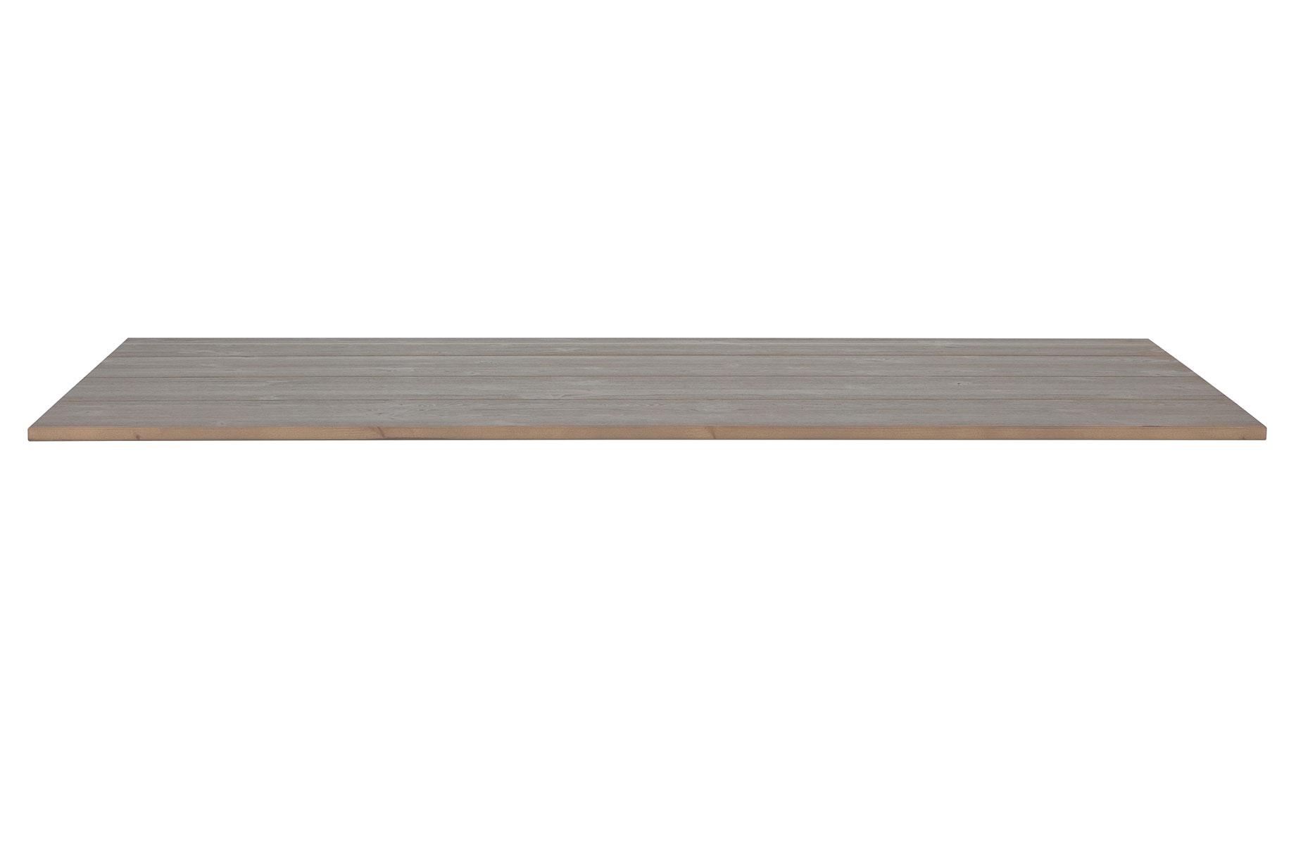 Dřevěná stolní deska Tablo – 180 × 90 cm