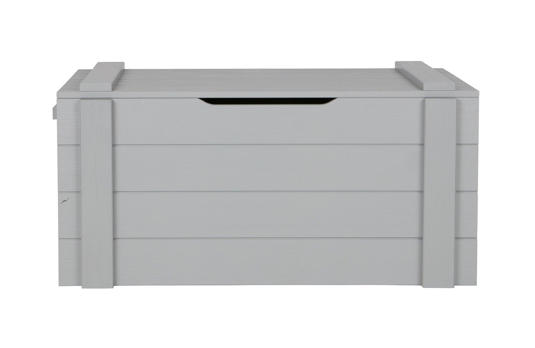 Dřevěná úložná krabice Dennis