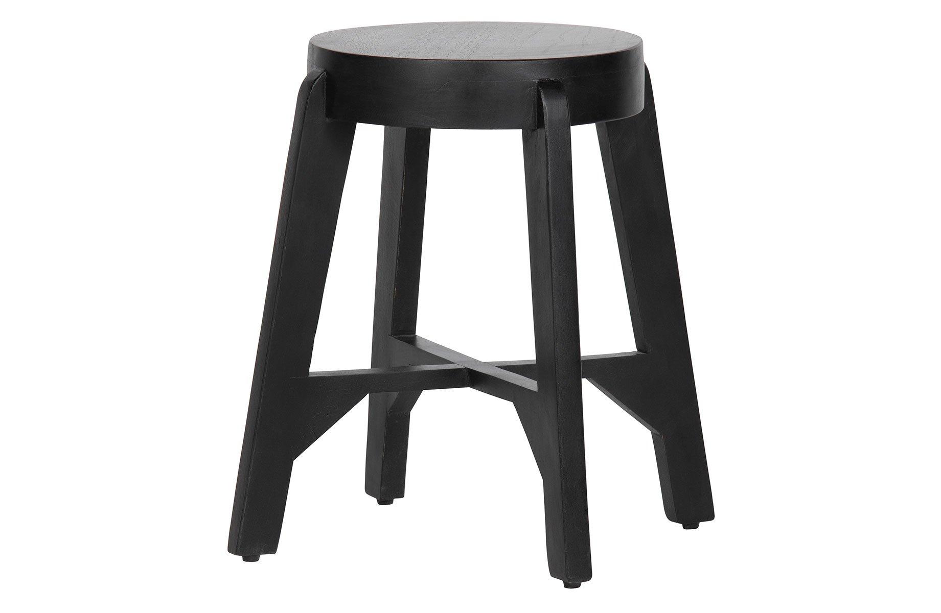 Dřevěná stolička Inca