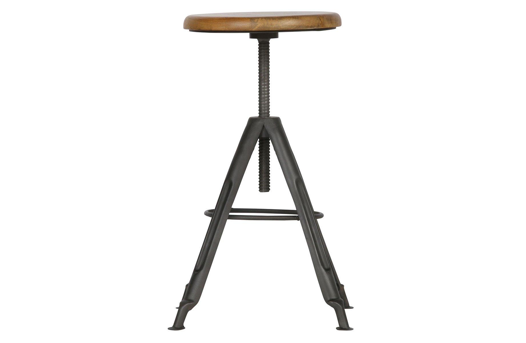 Kovová stolička Brenna