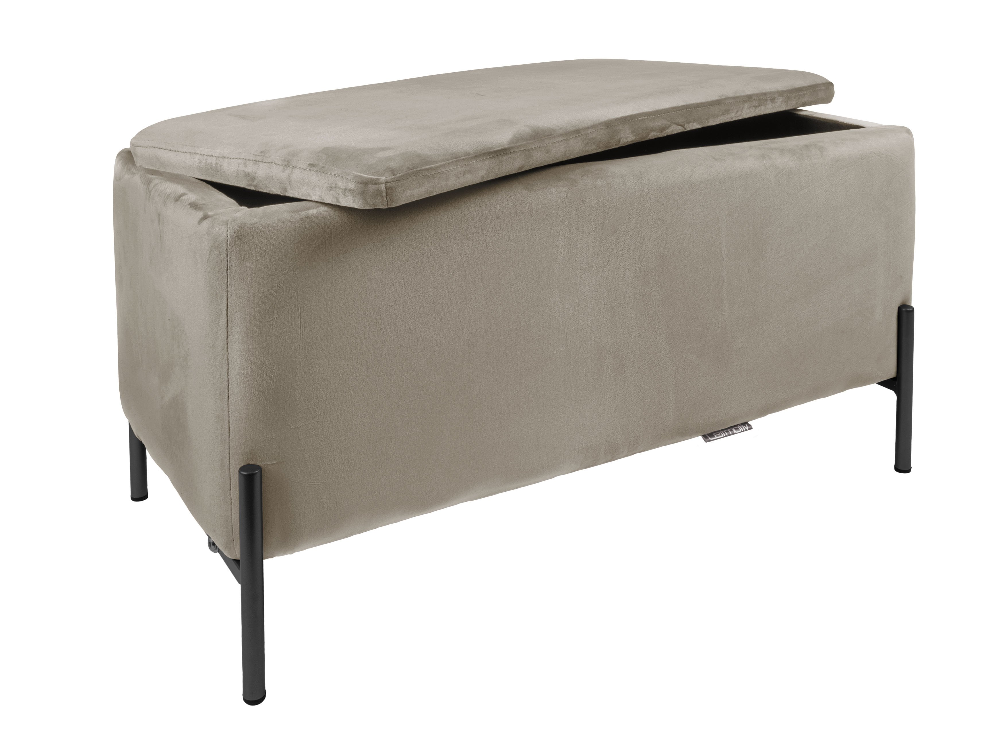 Lavice Snog XL – šedá