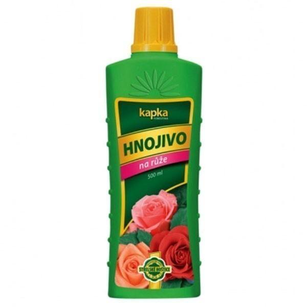 Hnojivo KAPKA na růže