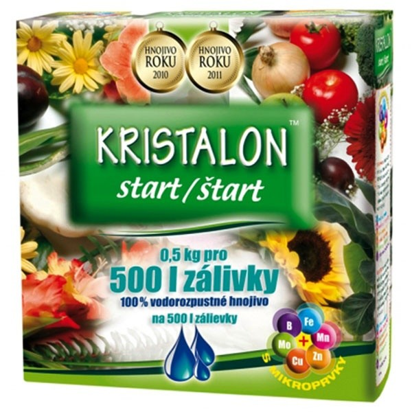 Hnojivo KRISTALON start