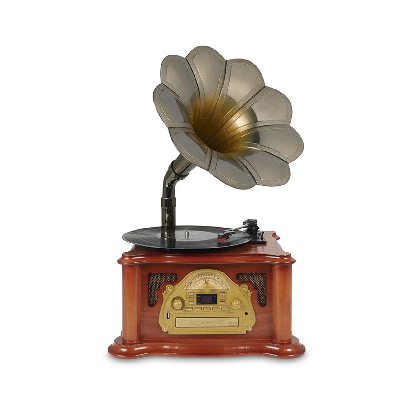 Gramofon RMC360 Music Center BT with Horn