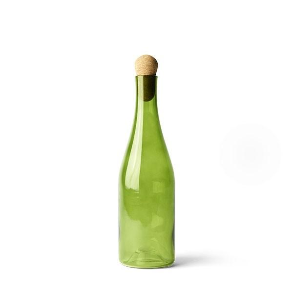 Skleněná láhev Tapagne - zelená