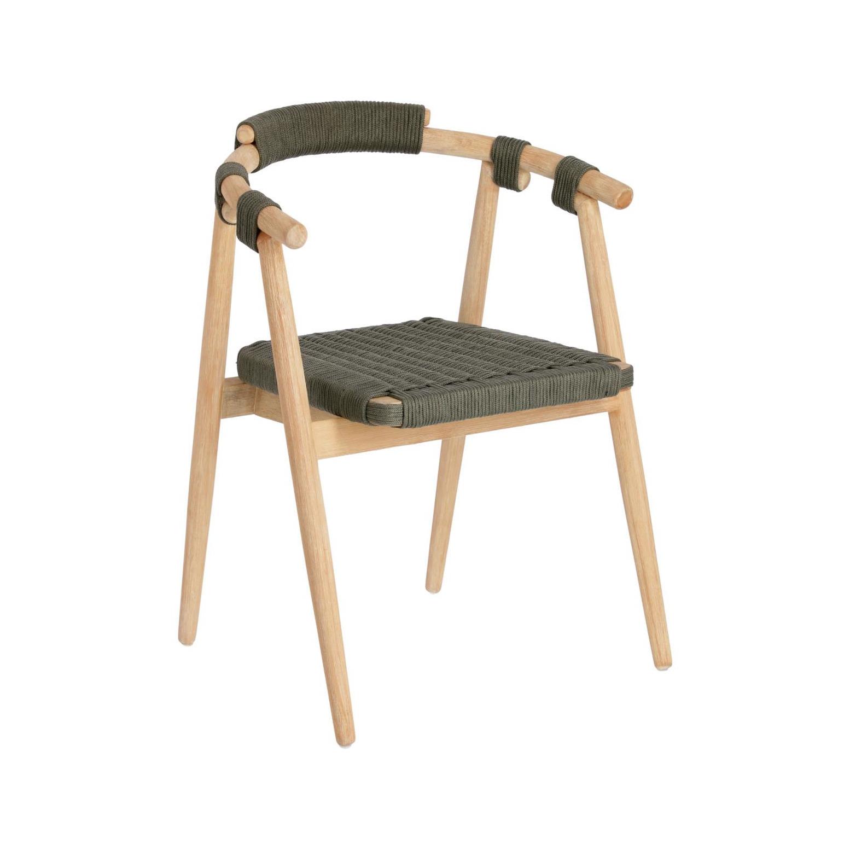 Dřevěná židle Majela