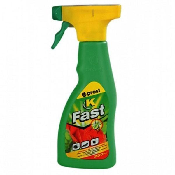Insekticid FAST K rozprašovač